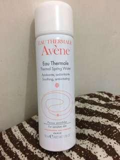 [Preloved] Avene Thermal Spring Water Spray 50ml