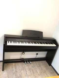 數碼鋼琴 Casio Privia PX 750 黑色