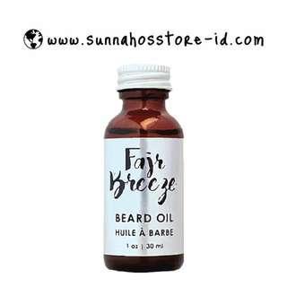 FREE MAILING - Fajr Breeze Beard Oil