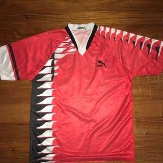 Puma jersey shirt