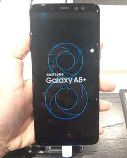 Samsung Galaxy A8 Plus Cicilan Mudah Dan Cepat