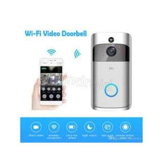 WIFI Doorbell camera w/ audio