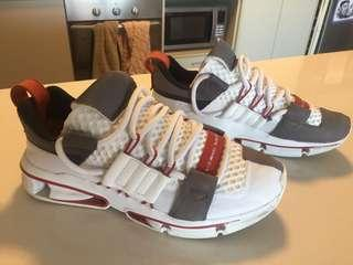 Adidas consortium twin strike sneakers