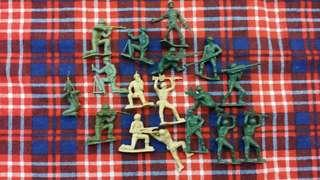 Classic Soldier Figurines