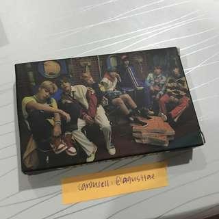 instock bts lomo cards pc