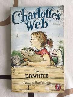Charlotte's Web by E B White & Pictures by Garth Williams