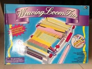 Weaving Loom Fun