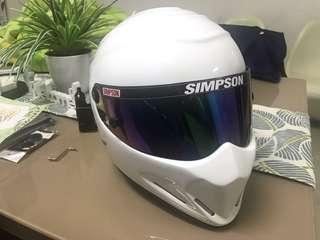 Simpson Helmet XL