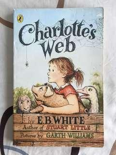 E B White (Author of Stuart Little) : Charlotte's Web - pictures by Garth Williams