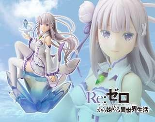 Kotobukiya RE:ZERO -STARTING LIFE IN ANOTHER WORLD- EMILIA ANI*STATUE
