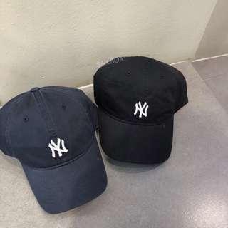 NY洋基小logo帽