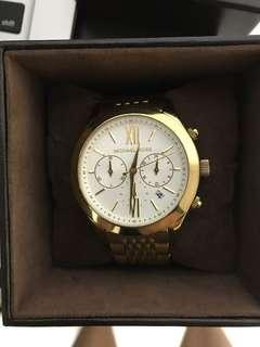 Michael Kors Gold Watch (Ladies')