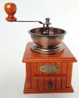 Decorative Manual Coffee Grinder