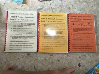 Psle maths assessment by 50 yr old experience  teacher