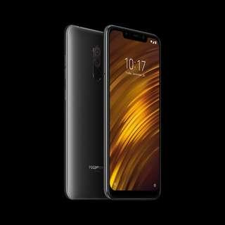 Xiaomi Pocophone F1 (128GB/6GB RAM) Global Rom Singapore