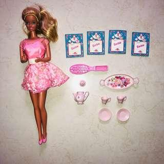 'My First Tea Party' - Barbie Doll (1995)