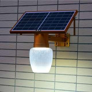 Solar street lamps outdoor garden balconies home LED 10w