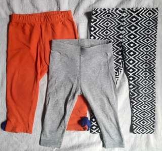Branded Leggings set