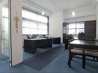 785 sqft Fully fitted Office Space