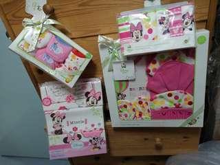 🚚 BN Disney Baby - Baby Girl Gift Set