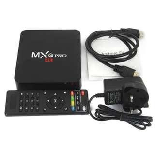 MXQ Pro 4K Amlogic S905X, Android 7.1.2 (Nougat) TV BOX
