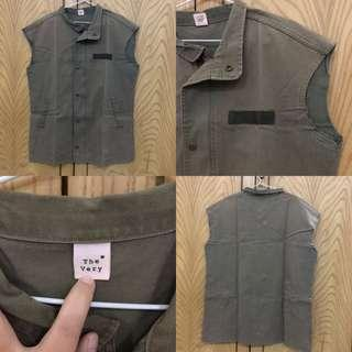 Sale!! Jaket hijau army
