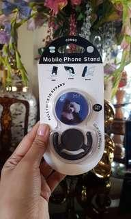 Panda pop socket phone stand