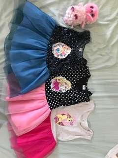 Cute Tutu Dreses (Avail in S,M,L & XL)