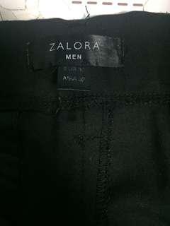 Zalora Men's business pants