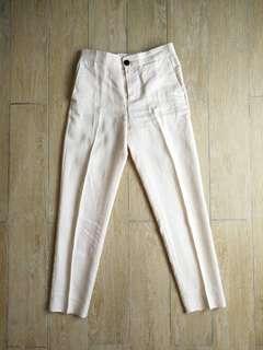 MNG Linen Pants