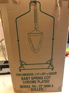 Baby Spring Cot