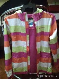 Colombia multicolour jacket