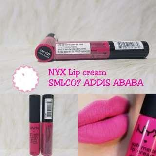 NYX Lipcream Addis Ababa Original