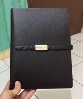 Buku Agenda (Note book)