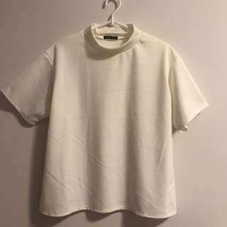 White Top / White Blouse