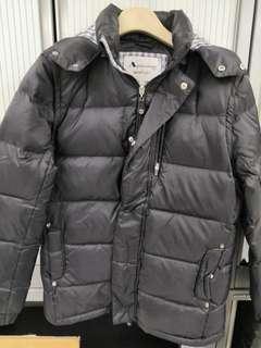 羽絨外套down jacket