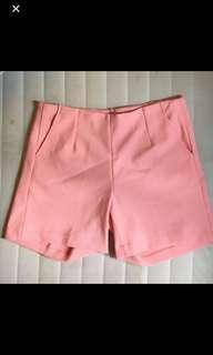 Celana Pendek Scubba PINK Wanita