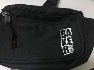 Baker skateboard waist bag