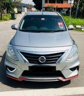 Sambung Bayar Nissan Almera 1.5