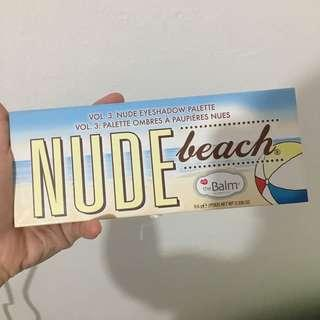 Nude beach the balm vol 3