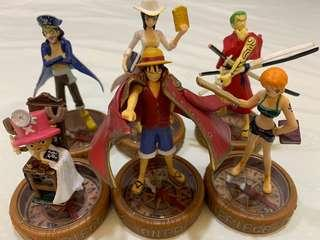One piece figures for sales