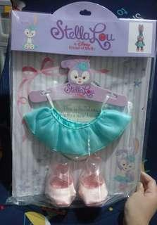 Disney StellaLou 芭蕾舞裙連鞋