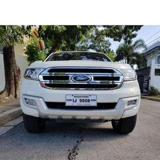 Ford Everest 2016 Trend Automatic Super Fresh