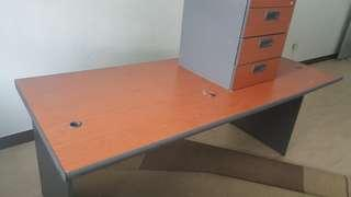 Office Table with one chair