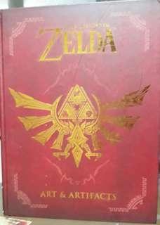 Legend of Zelda Arts and Artifacts