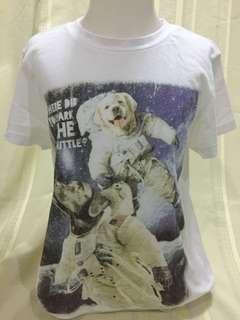 Size 7: Cotton On Astronaut Dog