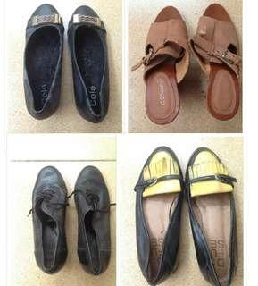 Sepatu Sendal Wanita Ukuran 38-39