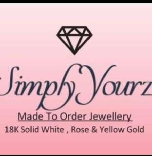 Customise All Jewellery