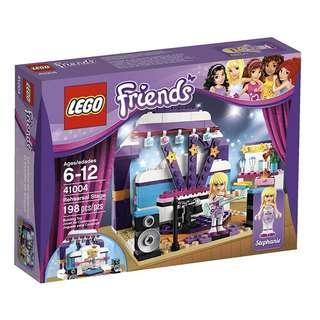 (40% off) Lego Friends Rehearsal Stage 41004