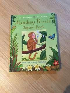 Monkey puzzle by Julia Donaldson.